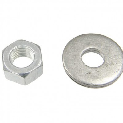 Washers and nuts